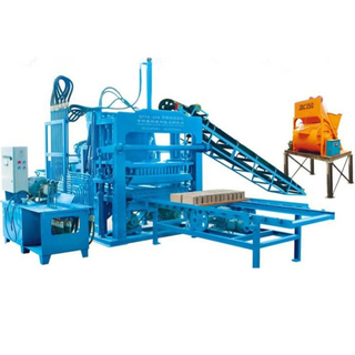 QTY4-20A Hydraulic Block Making Machine