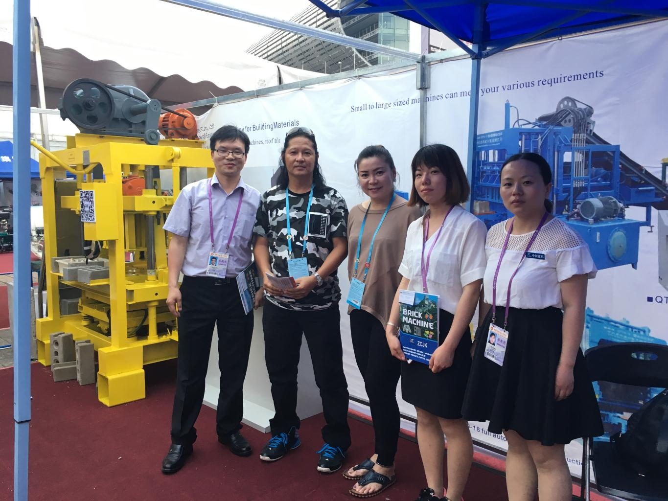 4th day ZCJK Machine in Canton Fair (4).jpg