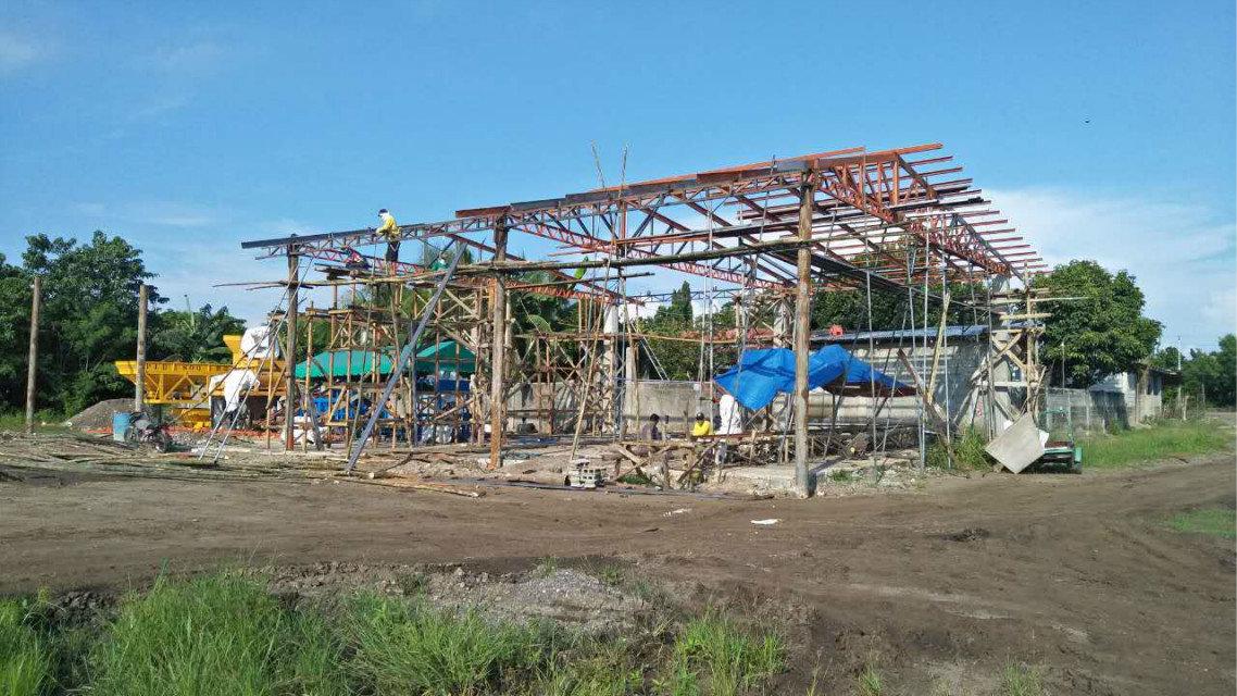 QTY4-15 block machine in Philippines (17)