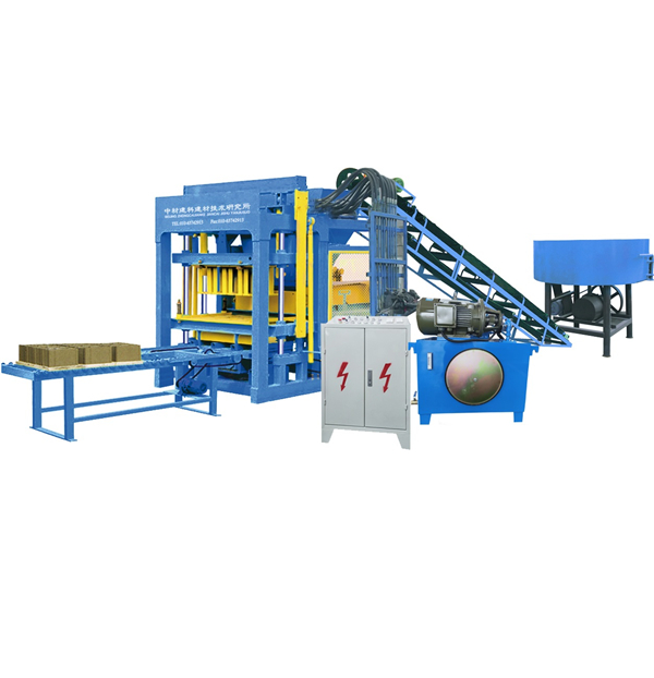 QTY4-25 Hydraulic Block Making Machine